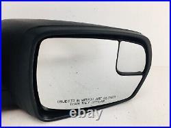 2015-2018 Ford Edge Right Passenger Side Blindspot Power Door Mirror Oem