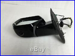 2015-2018 cadillac escalade left side mirror with blind spots 23200117