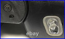 2015-2019 Ford F-150 Left LH Side View Chrome Mirror With Camera, Blind Spot (E29)