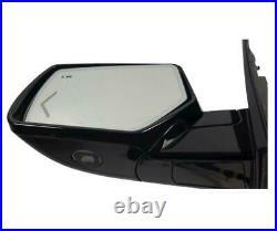 2015-2019 GMC Yukon Left Side Door Mirror WithTurn Signal WithBlindspot No Camera OE