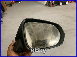 2015-2019 Lexus NX200t NX300h PASSENGER Side Signal Door Mirror OEM Blind Spot