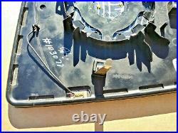 2015-2020 Ford F-150 Mirror Glass With Blind Spot Monitor FL3Z-17K707-AH OEM