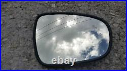 2015 Lexus Is250/is350 Mirror Glass Rh Passenger Side Heated Blind Spot Used Oem
