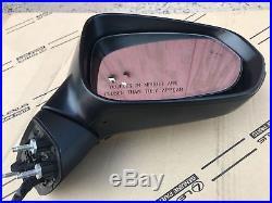 2016 2017 2018 Lexus RX350 RX450h Power Mirror Right Blind Spot OEM