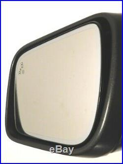 2016-2018 Ford Explorer DRIVER Left Side View Mirror POWER FOLD BLIND SPOT oem