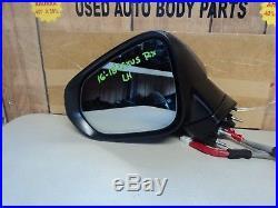 2016 2018 Lexus RX350 RX450H Left side LH Mirror blind spot Power OEM
