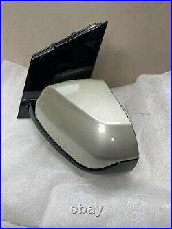 2016 -2019 Chevy Volt LH Drivers Side Mirror With Blind Spot Assembly OEM