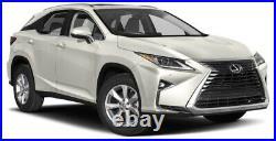 2016-2019 Lexus RX350 CAMERA PASSENGER RIGHT Door Mirror AUTO DIM Blind Spot