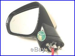 2016-2019 Lexus RX350 DRIVER LEFT Door Mirror AUTO DIM Blind Spot Cashmere LH