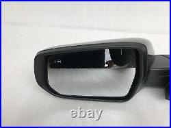 2016-2019 chevy malibu left side mirror with blind spots 23287244
