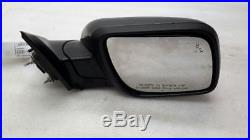 2016 FORD EXPLORER MANUAL FOLD MIRROR, RIGHT WithBLIND SPOT, GRAY 6921