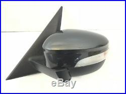 2016 FORD S-MAX VIGNALE 2.0D AWD LEFT SIDE WING MIRROR With BLIND SPOT ASSIST