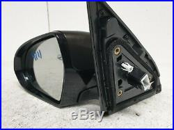 2017 18 19 Kia Niro Left Driver Mirror Genuine Oem Blind Spot 4111