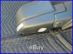 2017-18 Ford F150 Power Door Mirror HL3Z17682AA Rt. Heat Camera Blind Spot Puddle
