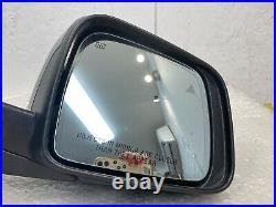 2017 2018 2019 2020 2021 Jeep Grand Cherokee Side Door Mirror withBlind Spot OEM