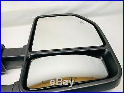2017 2018 2019 FORD F250 F350 WithCAMERA RIGHT SIDE VIEW OEM MIRROR WithBLIND SPOT