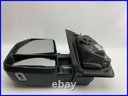 2017 2018 2019 Ford F150 F-150 Left Tow Mirror WithCamera Blind Spot Heated OEM LH
