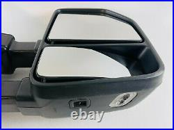 2017 2018 2019 Ford F250 F350 Right Passenger Side Mirror with Blind Spot OEM