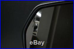 2017-2019 Ford F250 F350 F450 Left LH Driver Mirror WithCamera Blind Spot OEM 17