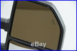 2017-2020 Ford F250 F-250 Right RH Side Power Blind Spot Camera Door Mirror OEM