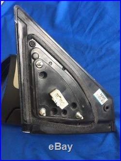 2017 Hyundai Elantra Driver Side LH Power Mirror Withblind Spot Used OEM Gold