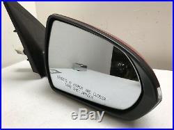 2017 Hyundai Elantra RH Passenger Side Power Signal Door Mirror With Blind Spot