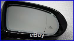 2017 Mercedes S-class W222 Right Wing Mirror Camera Blind Spot Rhd / A2228103001