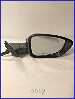 2018 2019 2020 2021 Honda Accord Passenger Right Side Blind Spot Mirror OEM 0342