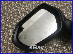 2018-2019 TOYOTA CAMRY MIRROR With BLIND SPOT SENSOR A10727 LEFT OEM 18 19