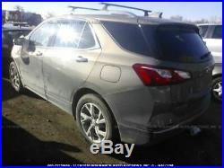 2018 Chevrolet Equinox Driver's Door Mirror- Chrome, Heated with Blind Spot Alert