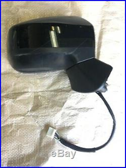 2018 SUBARU XV CROSSTREK OEM Right Driver Door Mirror With Blind Spot Sensor