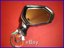 2018 Toyota Camry OEM Mirror Right/Passenger Side Blind Spot WithCamera