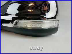 2019 2020 2021 Dodge Ram 1500 Left Driver Mirror Heated Blind Spot Camera Oem