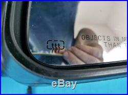 2019 2020 DODGE RAM 1500 2500 OEM MIRROR RIGHT RH Heated Turn Signal Blind Spot