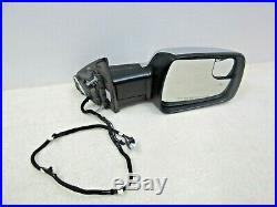 2019 2020 Dodge Ram 1500 Oem Loaded Mirror Set Blind Spot / Camera #51-1