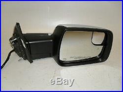 2019 2020 Dodge Ram 1500 Passenger RH Heated Blind Spot Signal Mirror OEM 0429