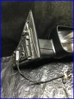 2019 2020 Dodge Ram 1500 Side Mirror Right Rh Passenger Black Blind Spot Oem