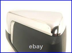2019 2020 GMC Sierra CAMERA PASSENGER Right Side Mirror BLIND SPOT Black OEM