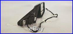 2019 DODGE RAM 1500 MIRROR PASSENGER RIGHT WithCAMERA BLIND SPOT 17 WIRES OEM