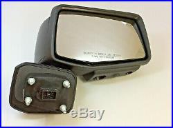 2019 GMC Sierra 1500 Denali Passenger Side View power fold blind spot Mirror OEM