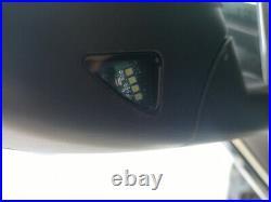 2019 Skoda Kodiaq Blue V5Q Passenger Left Side Wing Mirror Folding Blind Spot