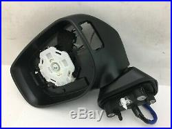 2019 Subaru Ascent Left LH Driver Side Mirror with Blind Spot Heat Signal OEM New