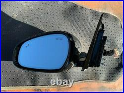 2020 2021 Genesis G70 Left Driver's Sideview Mirror withBlind Spot, LED, Camera