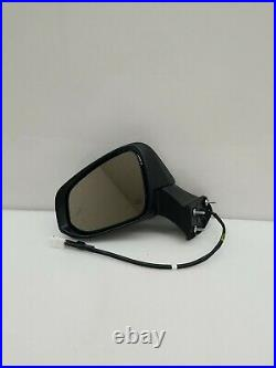 2020 2021 TOYOTA HIGHLANDER WithO COVER LEFT DRIVER SIDE MIRROR HEATED W BLINDSPOT