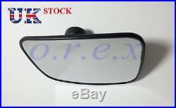 2x Wide Angle Mirrors Blind Spot fit Caravan Bus Truck Recovery size 20,5x15,5