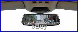 7.3 Rear View Mirror Monitors, Multi-View Backup Camera, (2) Blind Spot Cameras