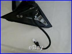 #81 BLACK RIGHT PASSENGER MIRROR BLIND SPOT FOR mercedes GLA250 GLA45 16 17 18