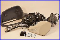 AUDI A4/S4(B8) 2008-2011 Door mirror LEFT 8K1857409C01C, heated, blind spot