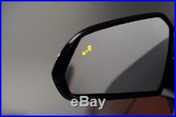 Auto Folding Side Mirror Blind Spot IMS LH 1ea 16Pin For 2015+ Hyundai Sonata