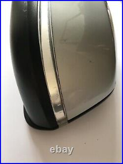 BMW 3 Series F30 12-15 Passenger Electric Door Mirror Power Fold Blind spot assi